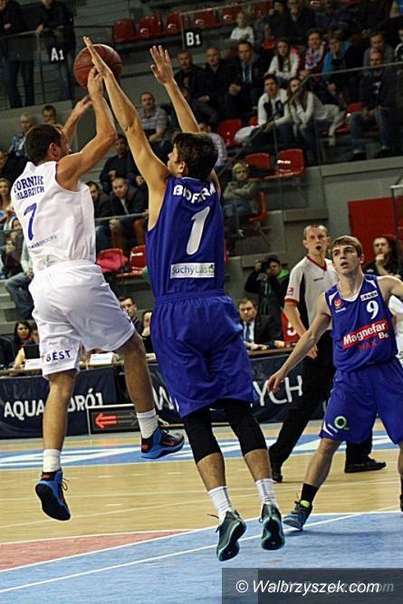 Wałbrzych: II liga koszykówki: Przed świętami z Rawią