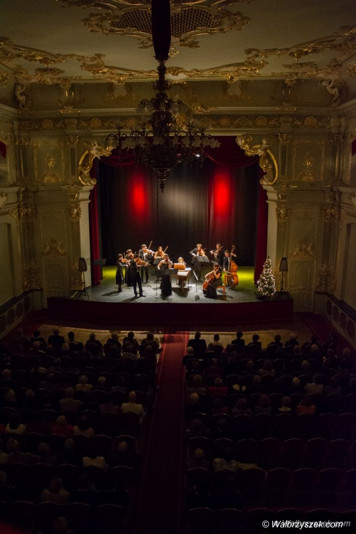 REGION, Szczawno-Zdrój: Boże Narodzenie na klasyczną barokową nutę