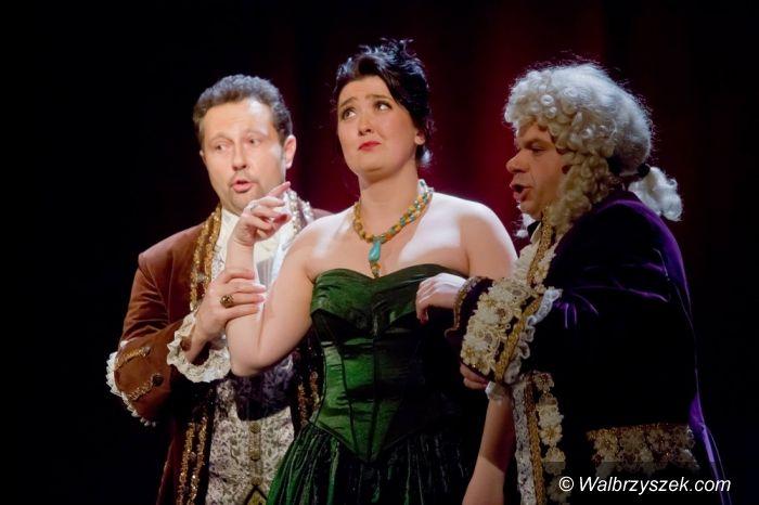 Wałbrzych: Gala Mozarta dla Zamku Książ