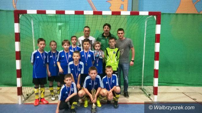 Wałbrzych: Młodzicy Victorii grali w Ząbkowicach Śląskich