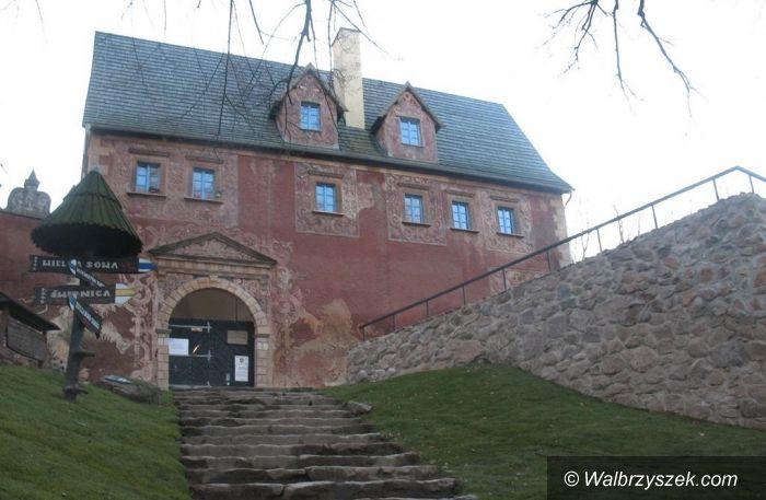 Walim: Kolejne 200 tysięcy na Zamek Grodno