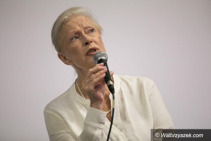 Jelenia Góra: Spotkanie z Beatą Tyszkiewicz na Festiwalu Reżyserii Filmowej