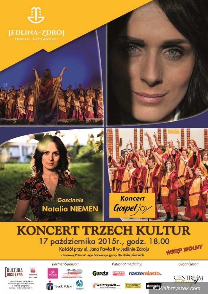 REGION, Jedlina Zdrój: Koncert Trzech Kultur w Jedlinie–Zdroju
