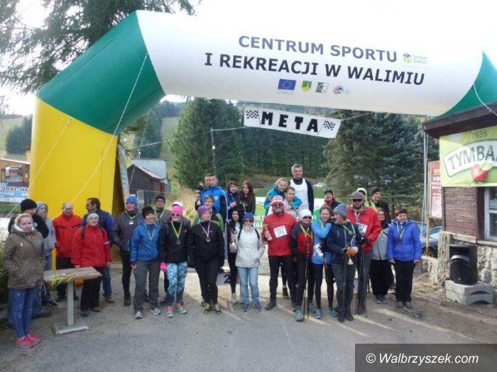 Walim: III Puchar Rzeczki – Nordic Walking rozstrzygnięty