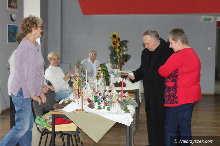 Walim: Kiermasz świąteczny w Centrum Kultury i Turystyki w Walimiu