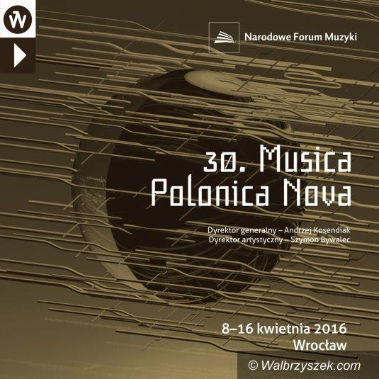 Wrocław: 30. Musica Polonica Nova