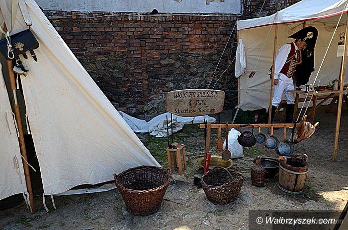 Walim: III Festiwal Kuchni Polowych