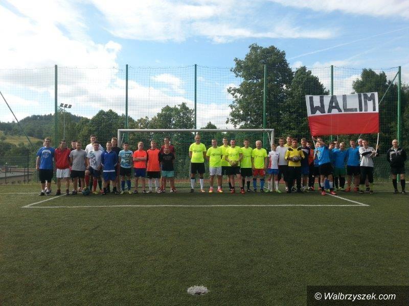 Walim: FC Viaderco triumfatorem turnieju