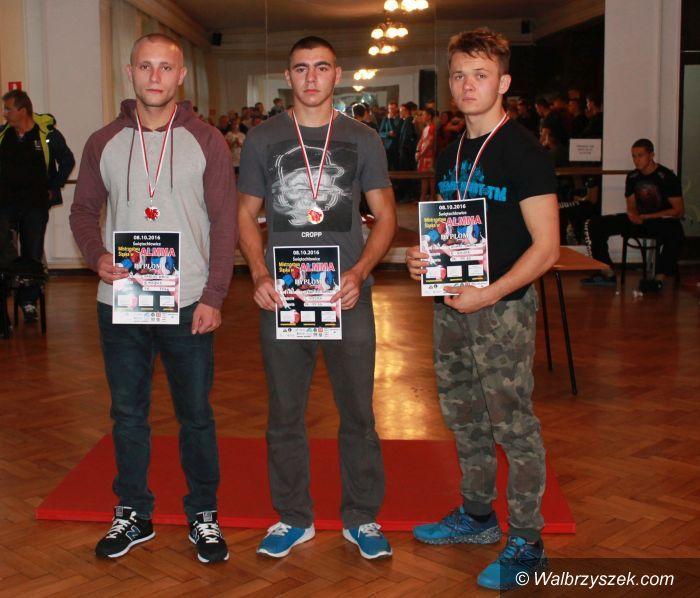 Jedlina-Zdrój: MMA w wykonaniu mieszkańca Jedliny Zdroju