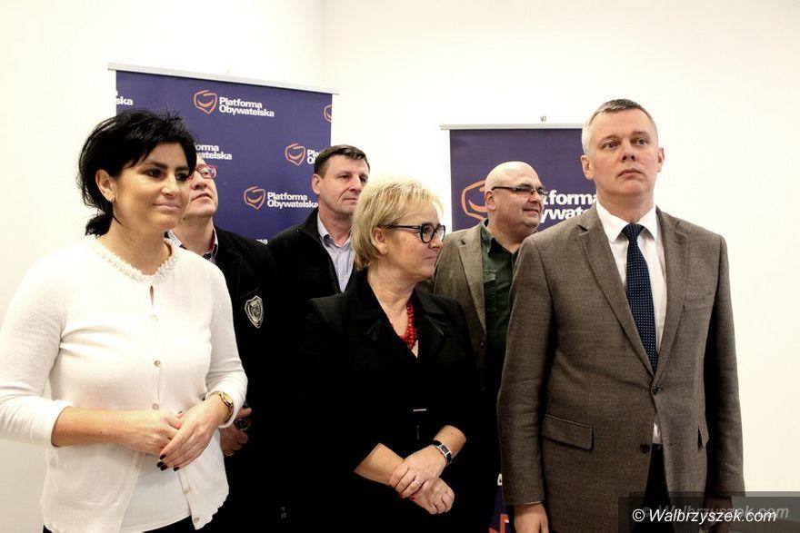 Wałbrzych: Wałbrzyscy parlamentarzyści o obecnym kryzysie w Sejmie