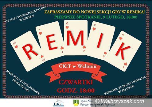 Walim: Zagraj w remika