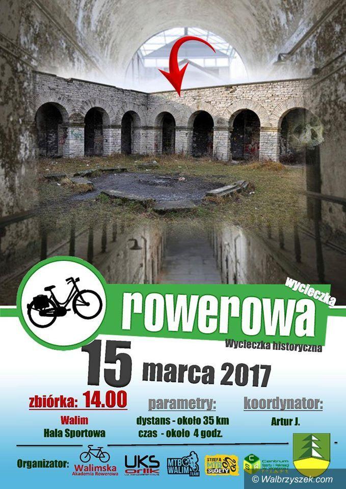REGION, Walim: Walimska Akademia Rowerowa zaprasza na wycieczkę