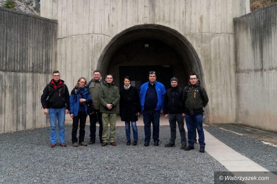 REGION, Walim: Wyjazd walimskich przewodników do KZ Mittelbau–Dora