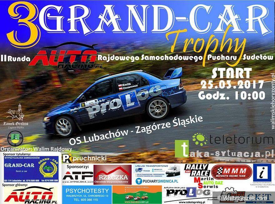 Walim: 3. Grand Car Trophy już w sobotę