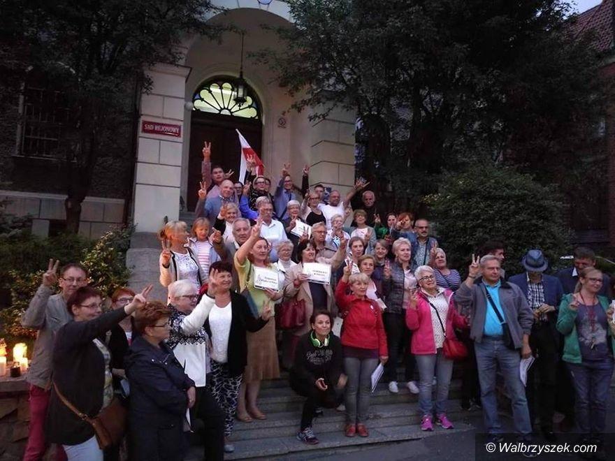 Wałbrzych: W obronie demokracji