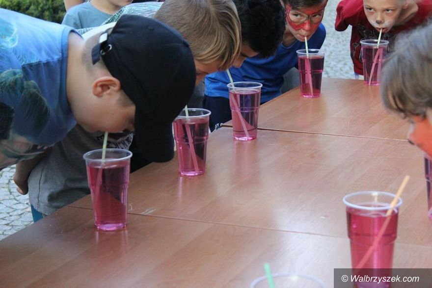 REGION, Walim: Festyn na zakończenie wakacji w Walimiu