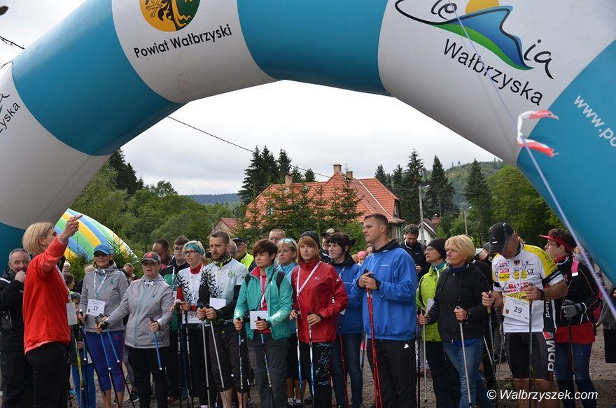 REGION, Sokołowsko: Kolejny Festiwal Nordic Walking za nami