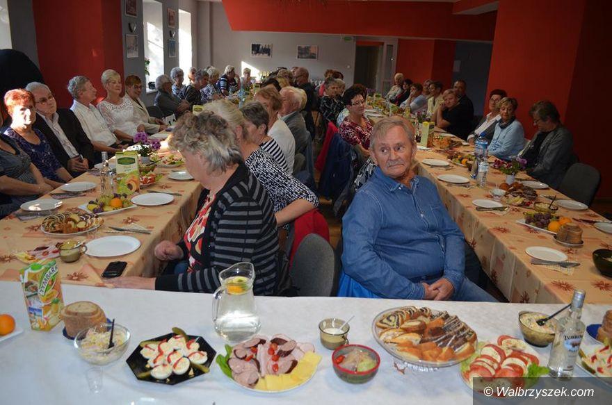 REGION, Walim: W Walimiu świętowali Dzień Seniora