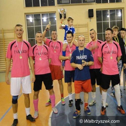 Walim: Pakard Mieroszów wygrywa turniej piłkarski w Walimiu