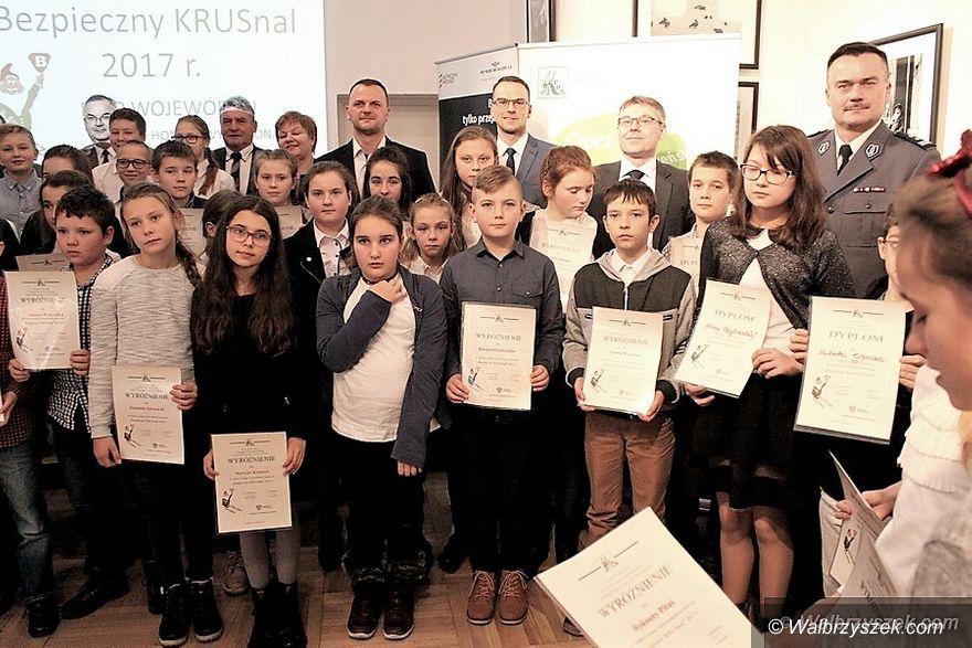 Wałbrzych: Etap wojewódzki konkursu