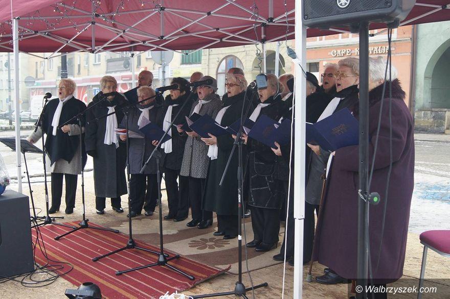 REGION, Mieroszów: Jarmark Świąteczny w Mieroszowie