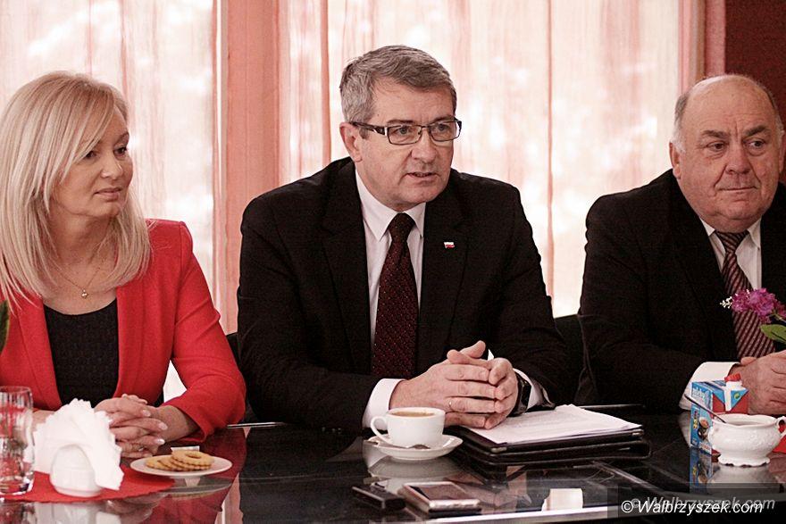Wałbrzych: Partia Porozumienie zapowiada ułatwienia dla przedsiębiorców