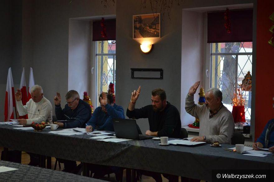 REGION, Walim: Walimscy radni przyjęli budżet bez zastrzeżeń
