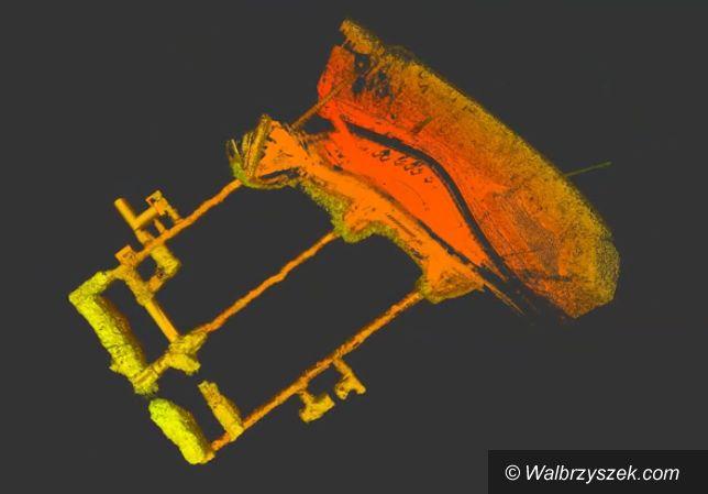 REGION, Walim: Powstał model 3D Sztolni Walimskich