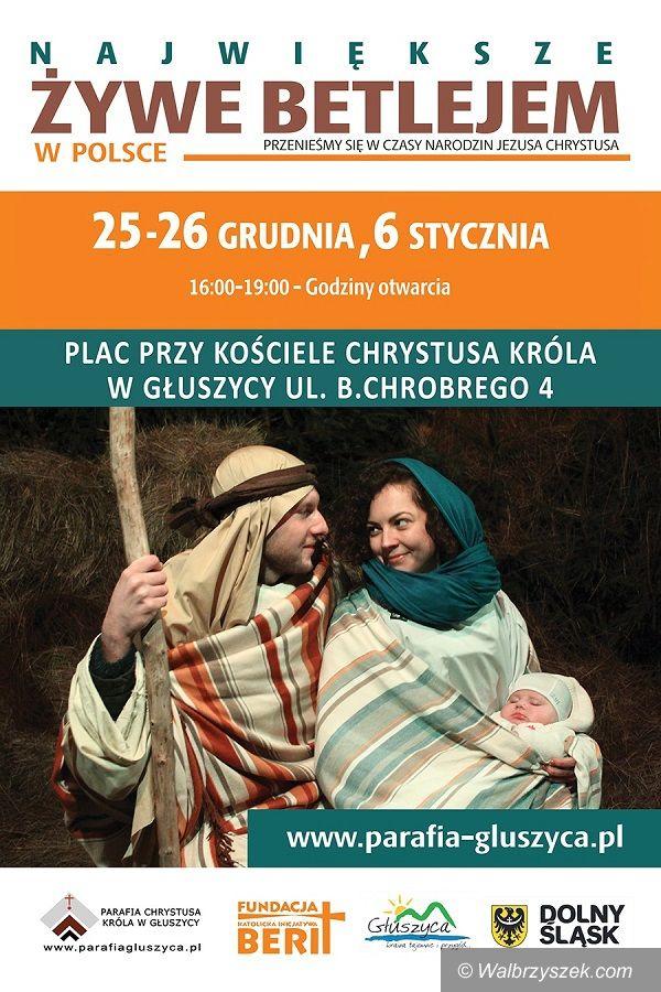 """REGION, Głuszyca: Zapraszamy do """"Żywego Betlejem"""" w Głuszycy"""