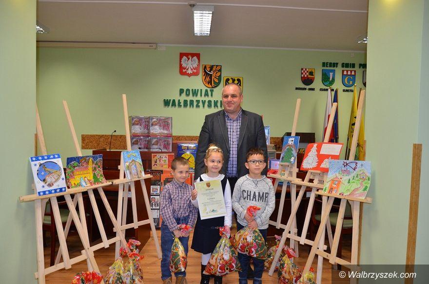 powiat wałbrzyski: Wręczenie nagród laureatom konkursu