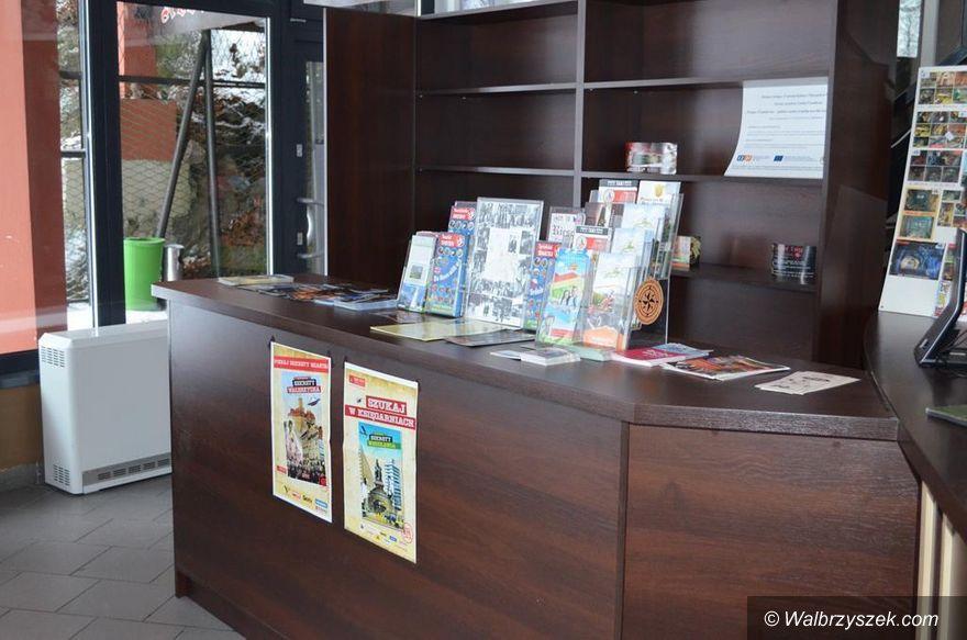 REGION, Walim: Pawilon sztolni zmodernizowany i z punktem informacji turystycznej