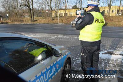 Wałbrzych/powiat wałbrzyski: Kolejna akcja wałbrzyskiej policji przeciwko agresywnym zachowaniom na drodze
