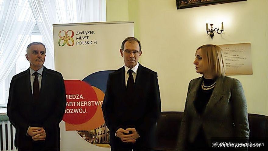 Wałbrzych: Posiedzenie Zarządu ZMP w Książu