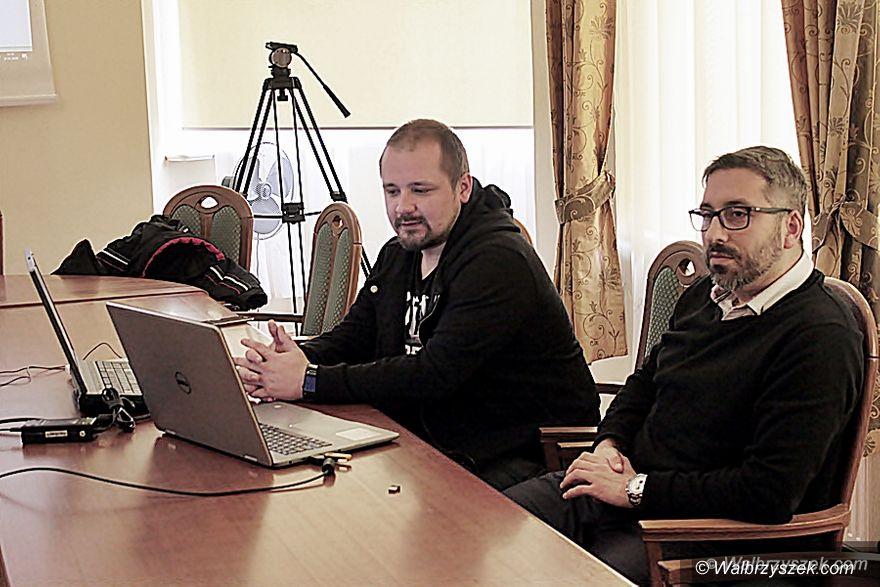 Wałbrzych: Prace nad grą o Wałbrzychu idą pełną parą