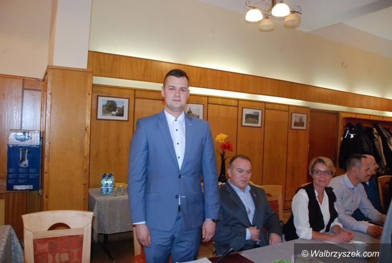 REGION, Głuszyca: Nowy radny miejski w Głuszycy