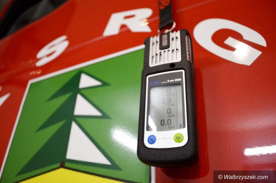 REGION, Walim: OSP Walim z nowym sprzętem