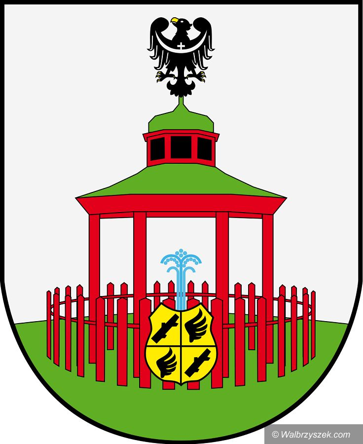 REGION, Jedlina-Zdrój: Mistrz Polski z wizytą u burmistrza