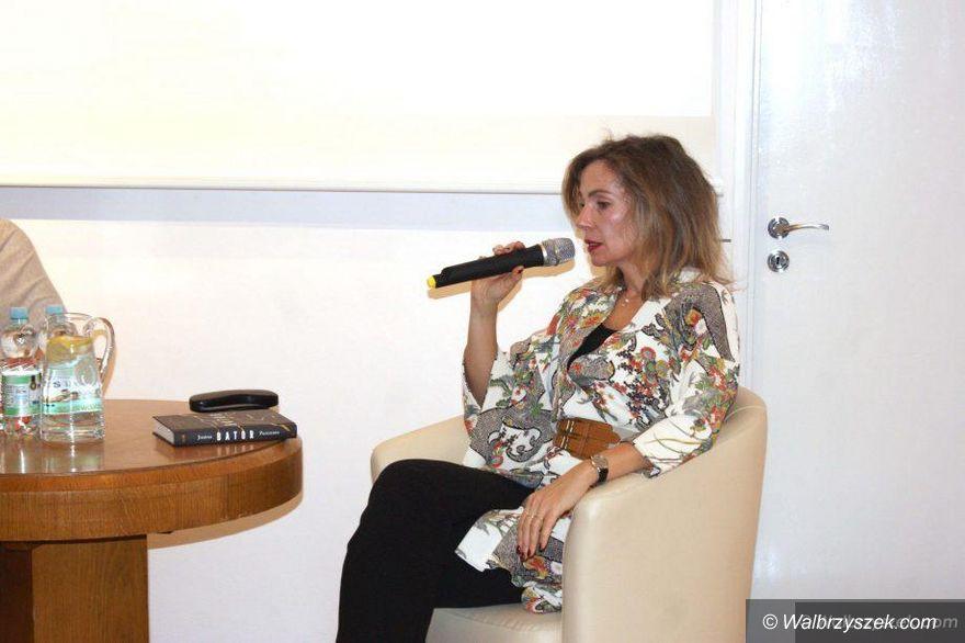 Wałbrzych: Joanna Bator ma szansę na kolejne wyróżnienie