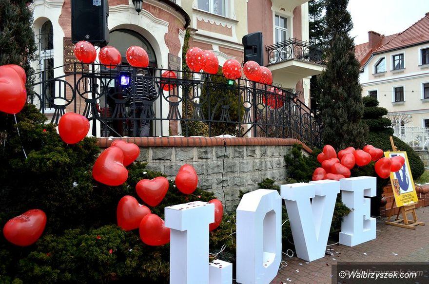 REGION, Szczawno-Zdrój: Obchody Dnia Zakochanych w Szczawnie–Zdroju