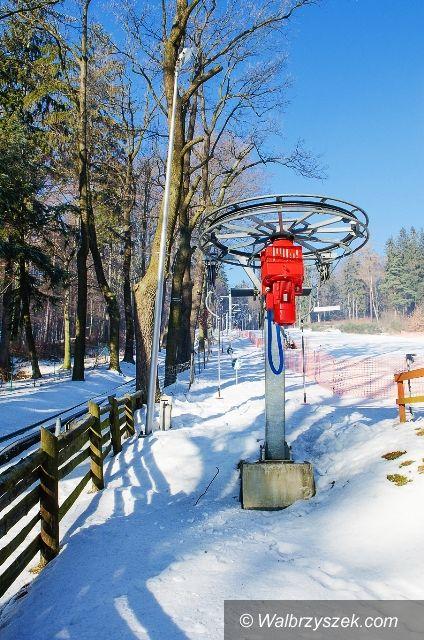 REGION, Jedlina-Zdrój: Zapraszamy na jedliński stok narciarski