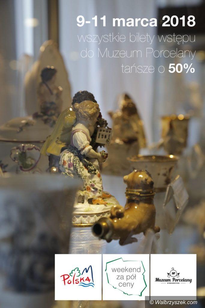 Wałbrzych: Muzeum Porcelany ma nowe pomysły