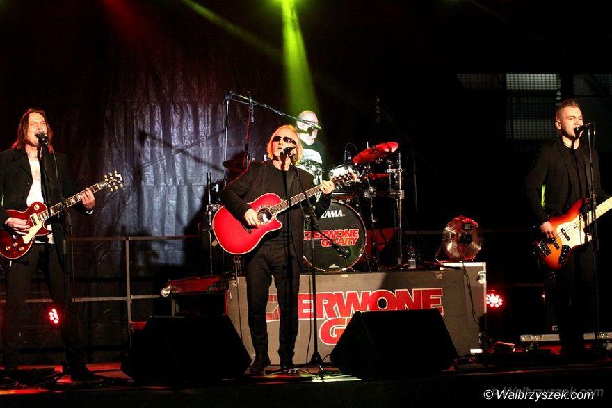 Wałbrzych: Czerwone Gitary w Wałbrzychu