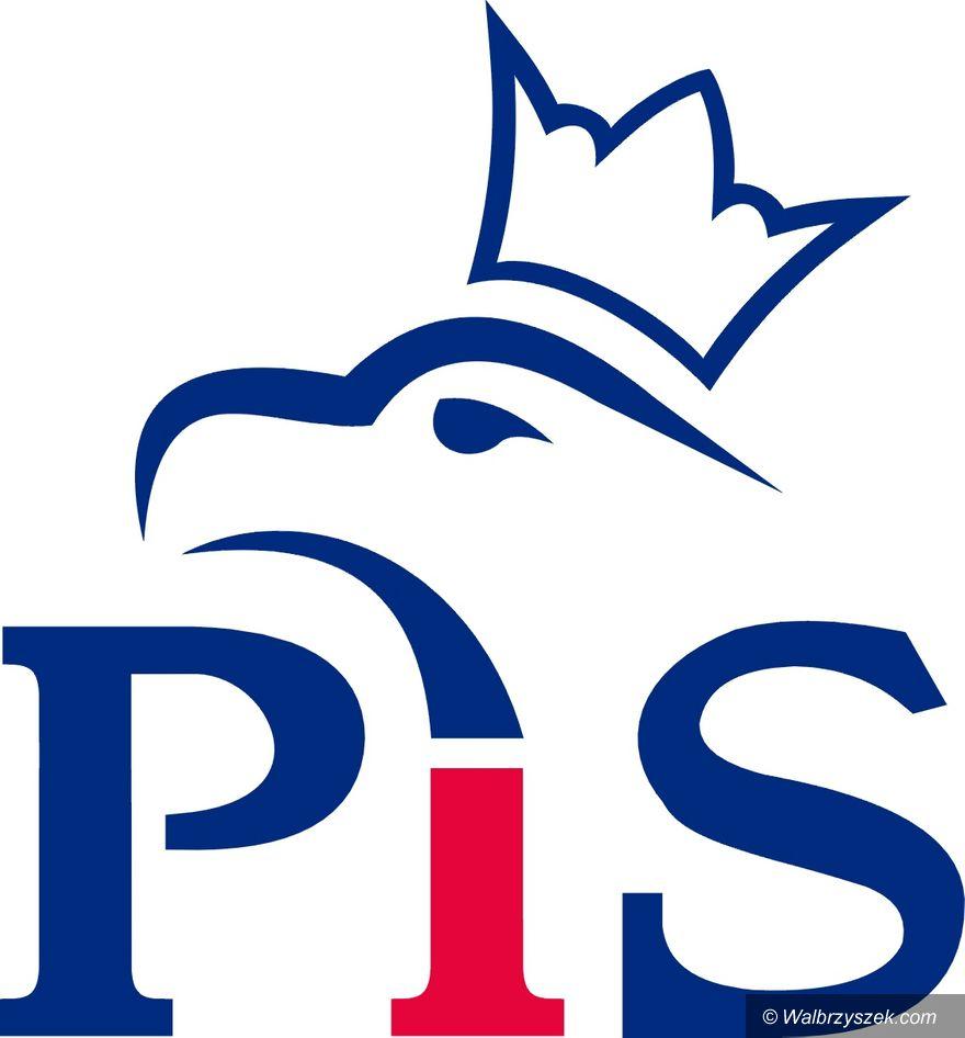Wałbrzych: Wałbrzyski PiS zabiera głos w sprawie ustawy degradacyjnej