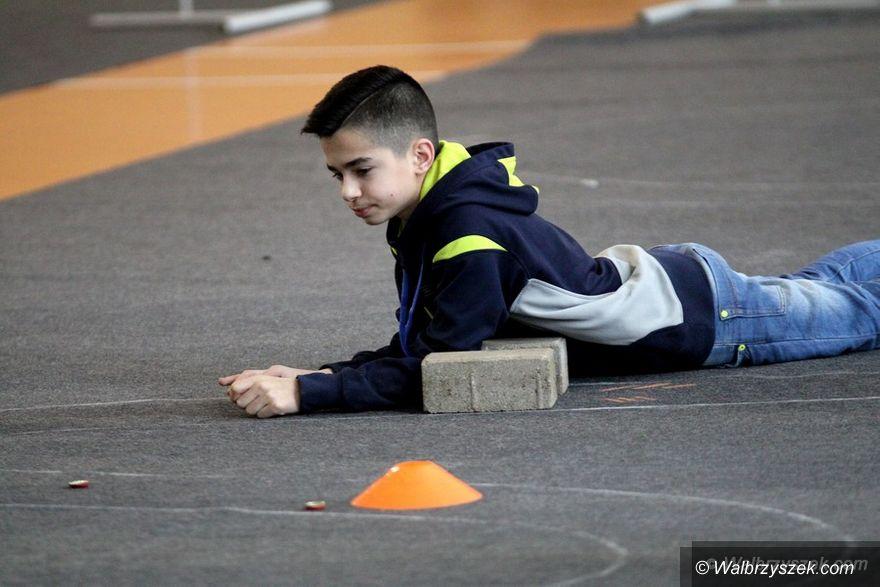 REGION, Walim: Caps race w Walimiu