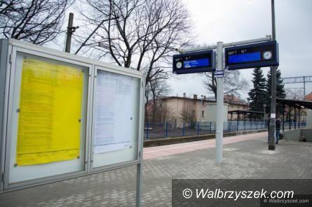 Wałbrzych: Gmina chce przyspieszyć prace przy budowie dworca Wałbrzych Centrum