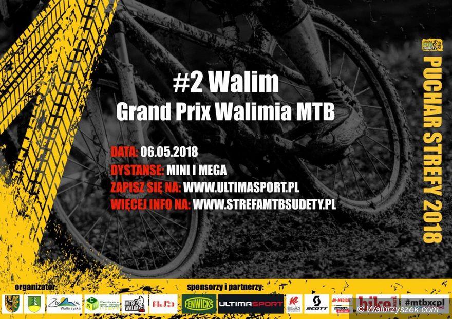 Walim: Kolejny wyścig o Puchar Strefy MTB odbędzie się w Walimiu