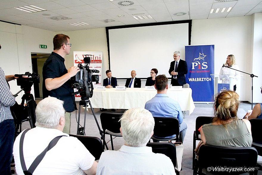 Wałbrzych: Ireneusz Zyska będzie walczył o fotel prezydenta Wałbrzycha