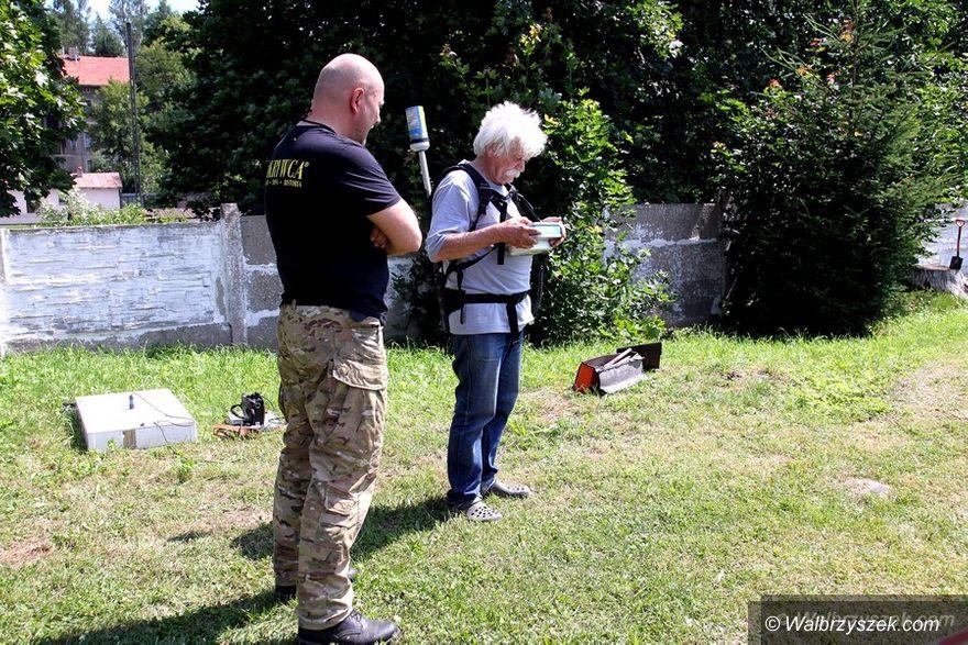REGION, Głuszyca: Poszukiwań armaty ciąg dalszy