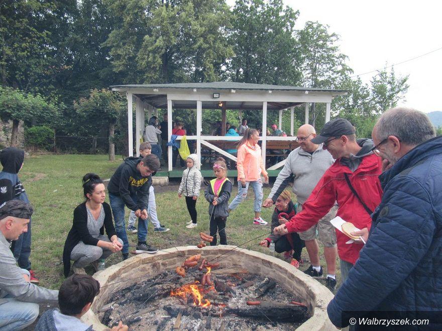 Wałbrzych: Festiwal Kolorowych Podwórek za nami