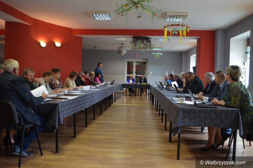 REGION, Walim: Absolutorium dla wójta Walimia przyjęte jednogłośnie